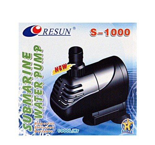 12 pieces RESUN submersible pump S-1000