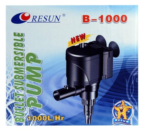 12 pieces RESUN, power head B-1000