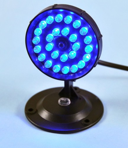 Mini LED MOON - 27 x blue