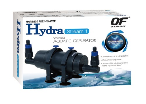2 pieces HYDRA stream 1 filter