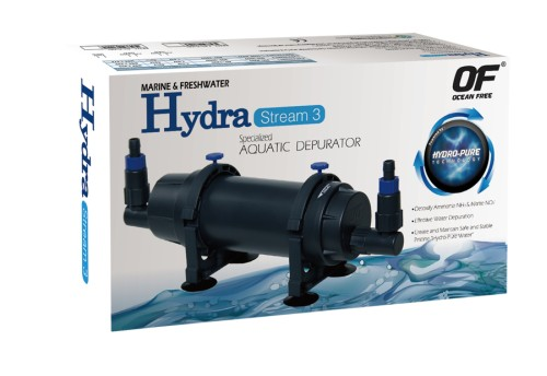 2 pieces HYDRA stream 3 filter