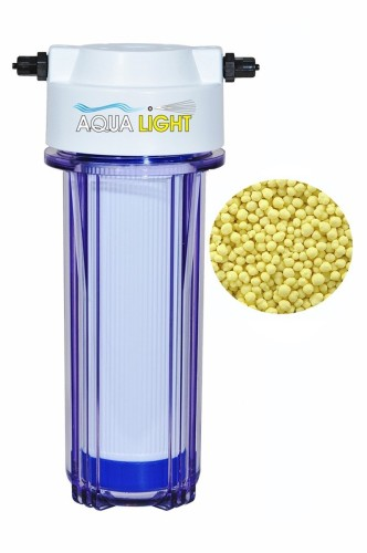 3 pieces AQUA LIGHT - sulphur nitrate filter