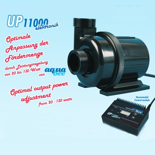 Aquabee UP11000 electronics