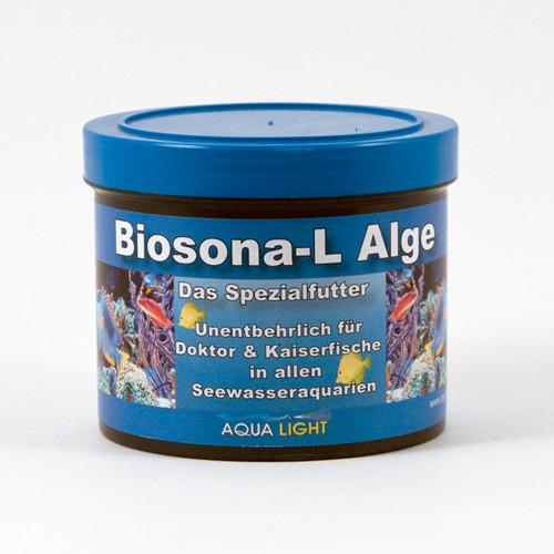 ALGAE Biosona-L, sea water special food 500 ml jar / 40 g
