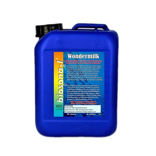 3 pieces AquaLight WonderMilk 5000ml