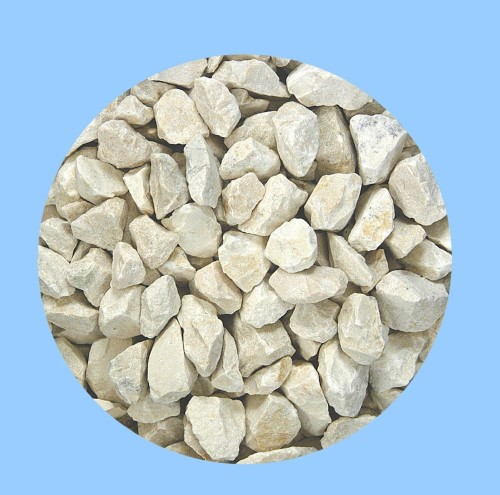 2 pieces Calcium carbonate 8-16 mm 25 kg