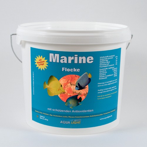 3 pieces Navy - special Flake 5000 ml bucket