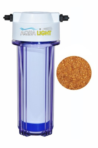 3 pieces AQUA LIGHT - silica filter