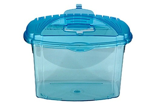 PA-460 plastic pet tank with cover