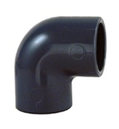 Elbow 90 ° PVC Ø 50mm