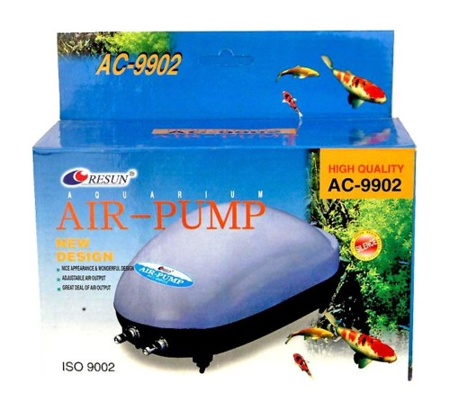 12 pieces Resun pump AC-9902