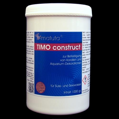 TIMO construct 1000 g, Runddose