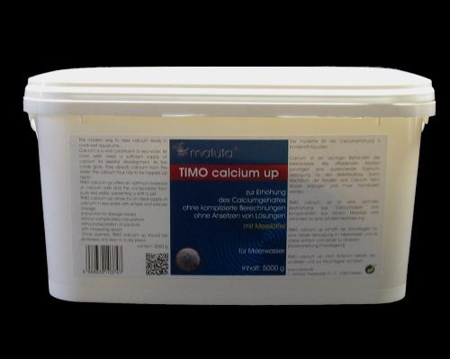 TIMO calcium up 5000 g, Dosing spoon, Plastic bucket