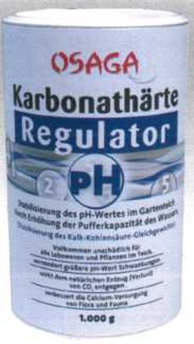 OSAGA ® Karbonathärte-Regulator 12x1kg