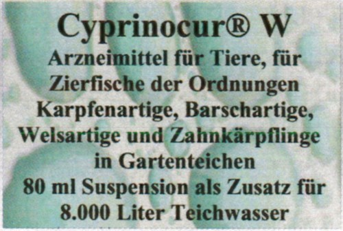 Cyprinocur® W 80 ml