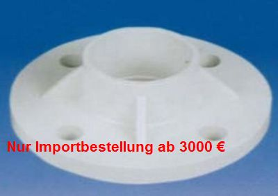 PVC Fitting Flansch 90mm