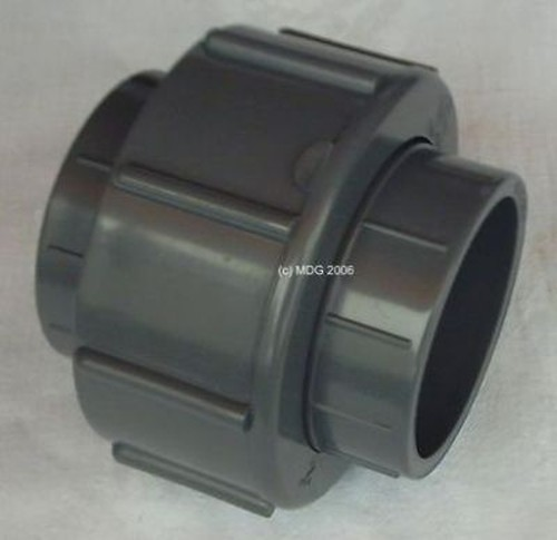 PVC Fitting Verschraubung 50mm